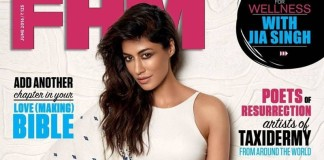 Sizzling Hot! Chitrangda Singh on the cover of FHM magazine