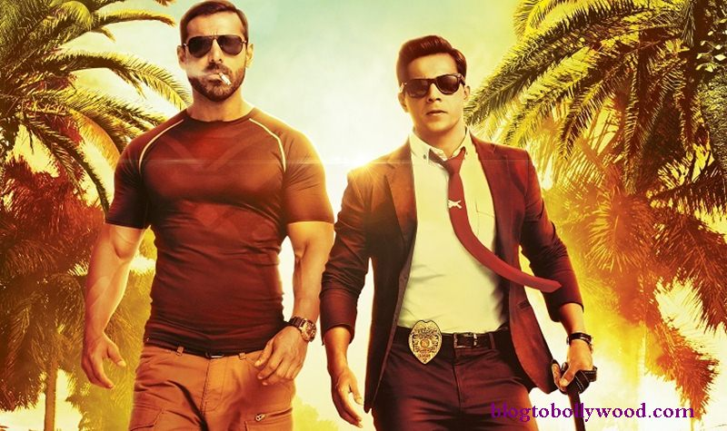 Varun Dhawan is super-excited for his first action film Dishoom