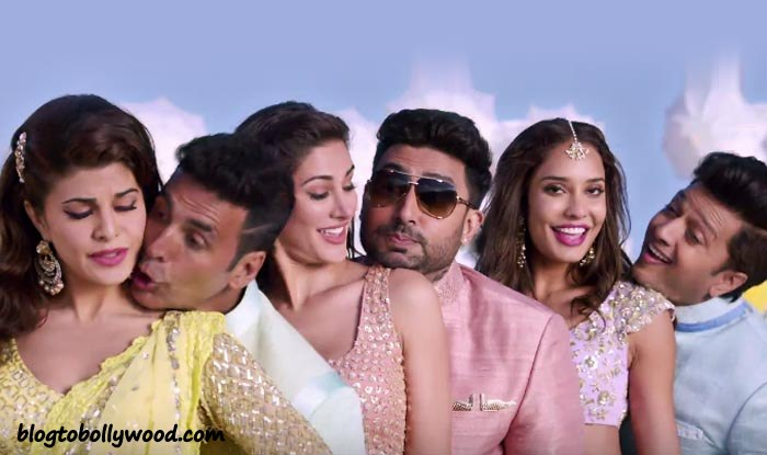 Housefull 3 5th day collection - steady
