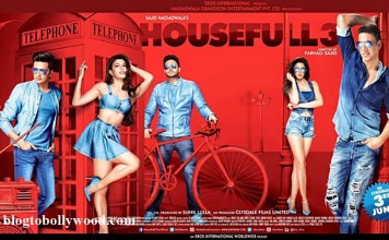 Housefull 3 Advance Booking Kicks Off well, Viewers can't wait to see the movie