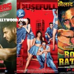 Housefull 3 Vs Rowdy Rathore Vs Brothers First day Collection
