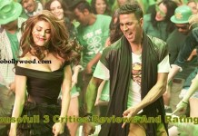Housefull 3 Critics Reviews And Ratings   Poor To Average Re