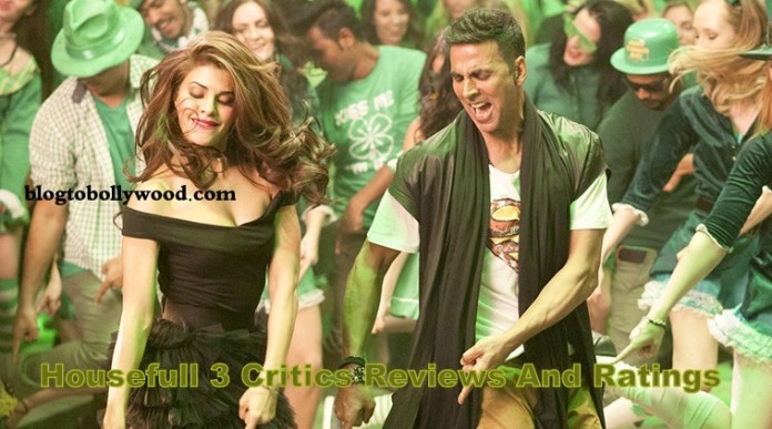 Housefull 3 Critics Reviews And Ratings | Poor To Average Re
