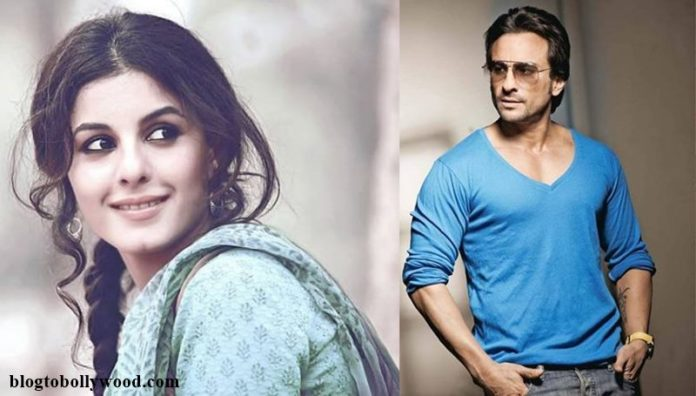 South Indian Actress Isha Talwar to make her debut with Saif Ali Khan in Kala Kaanti