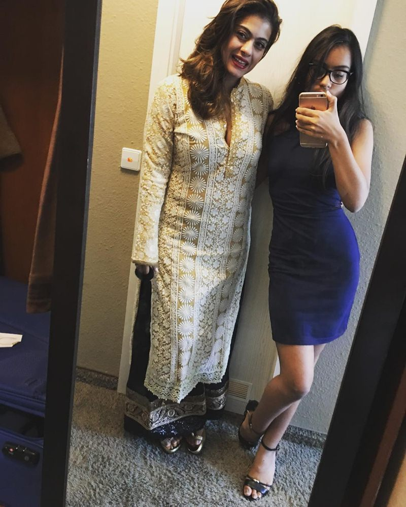 Top 10 Bollywood Pictures of The Week | 19-June-2016 to 25-June-2016- Kajol and Nysa