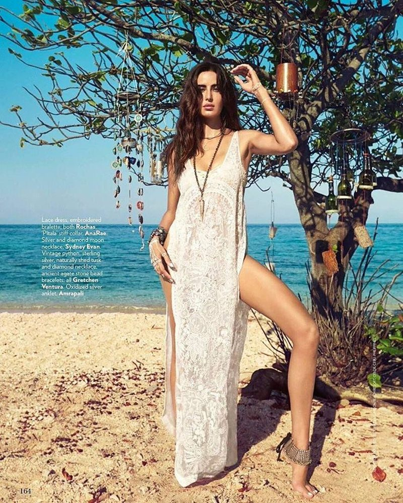 Queen of the Water Kingdom | Katrina Kaif on the cover of Vogue India- Katrina Vogue 6