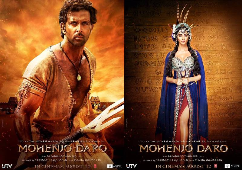 Poll of the Day | War of the first look- Mohenjo Daro Vs Rustom Vs Shivaay Vs Kaabil- Mohenjo Daro First Look