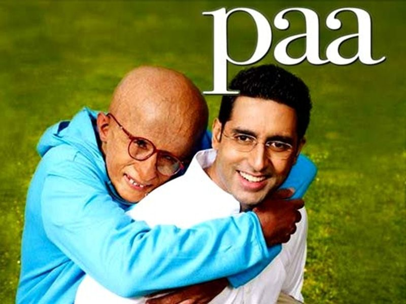 Top 10 Amitabh Bachchan Movies that every Bollywood Lover must watch- Paa