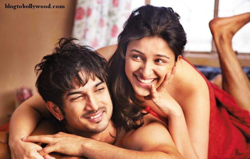 Parineeti Chopra and Sushant Singh Rajput to reunite for another Homi Adajania movie!