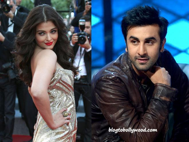 Aishwarya Rai Bachchan Talks About Working With Ranbir Kapoor