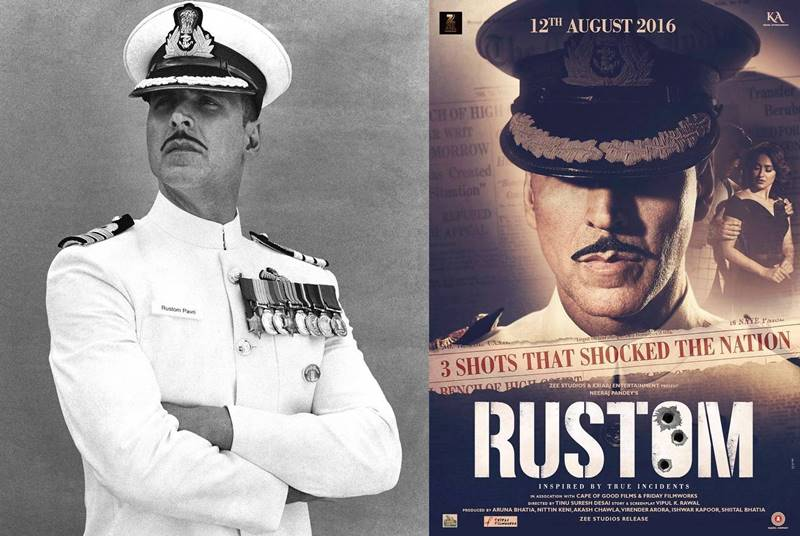 Poll of the Day | War of the first look- Mohenjo Daro Vs Rustom Vs Shivaay Vs Kaabil- Rustom First Look