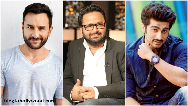 Saif Ali Khan and Arjun Kapoor sign Nikhil Advani's Bazaar