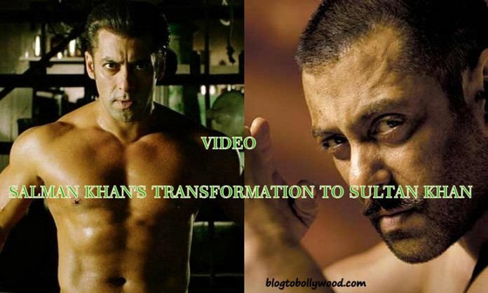 Motivational Video: A Journey From Salman Khan To Sultan Khan
