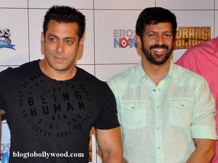 Confirmed: Salman Khan's next film will be titled Tubelight, has a little political backdrop