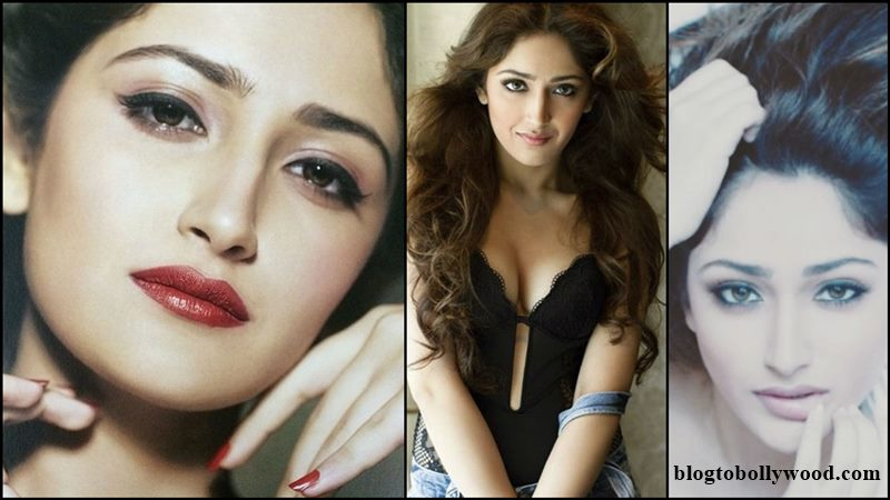 15 Stunning Pictures of Sayyeshaa, the leading lady of Shivaay