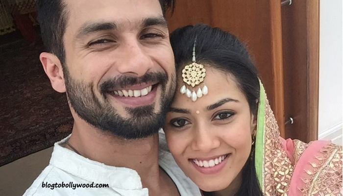 Shahid Kapoor's First Wedding Anniversary: He Has Some Sweet Things To Say On Her Relationship With Mira Rajput