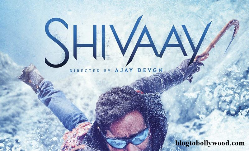 The new poster of Shivaay featuring Ajay Devgn will give you so much Chills!