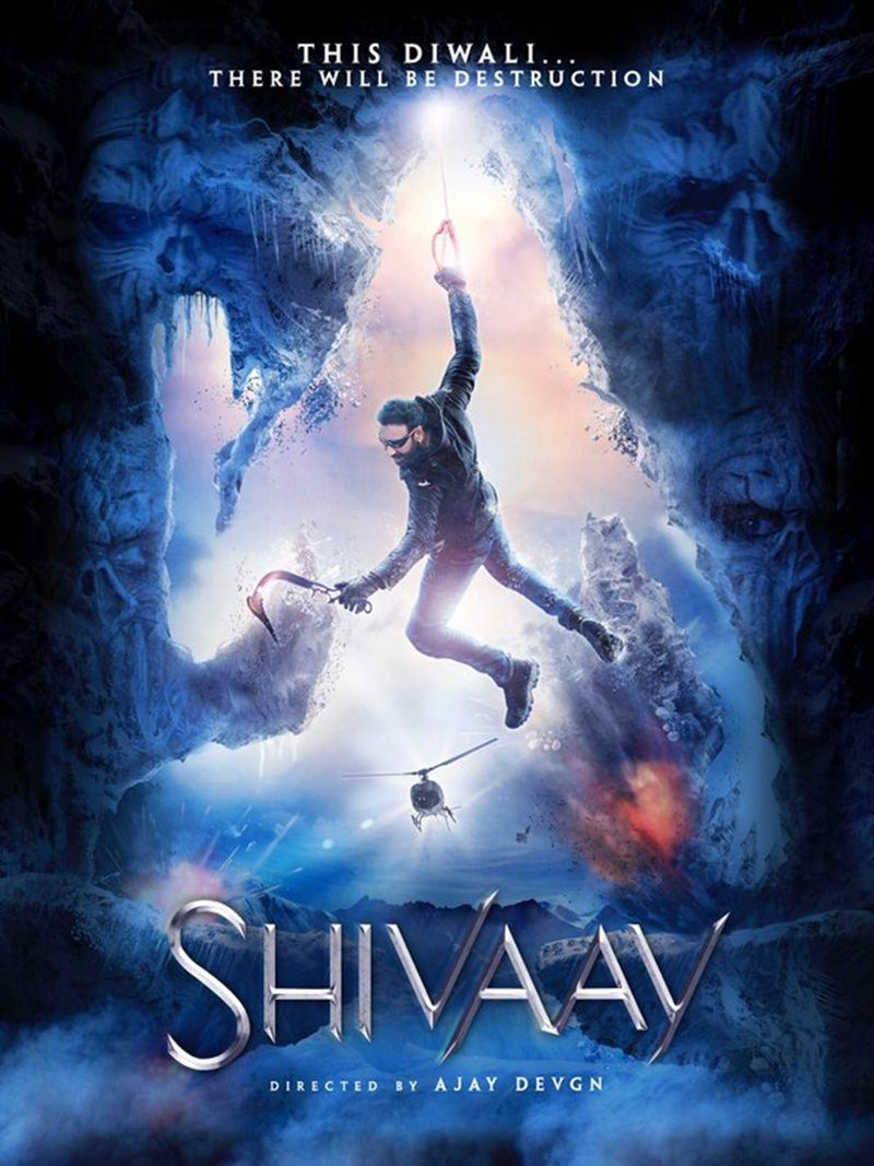 Top 10 Bollywood Movies to look forward to in the second half of 2016- Shivaay