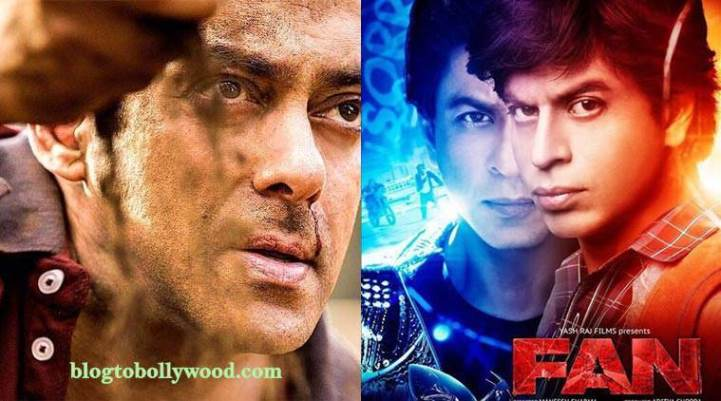 Salman Khan Beats Shahrukh Khan: Sultan Beats FAN To Become Most Liked Trailer