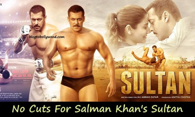 Salman Khan's Sultan Runtime And Certificate Details, Cleared Without Any Cuts By CBFC