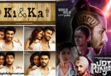 Udta Punjab 2nd Weekend Collection: Beats 'Ki & Ka' To Become 7th Highest Grosser Of 2016