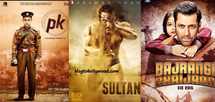 Will Sultan Beat PK And Bajrangi Bhaijaan To Become The Top Bollywood Grosser?