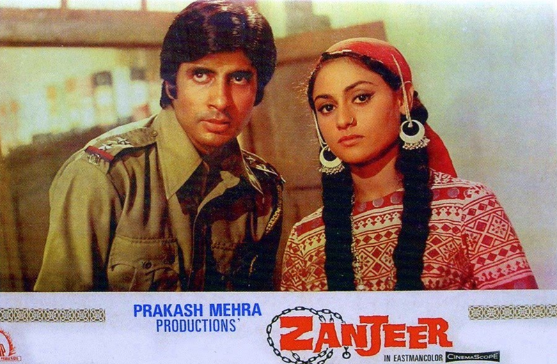 Top 10 Amitabh Bachchan Movies that every Bollywood Lover must watch- Zanjeer