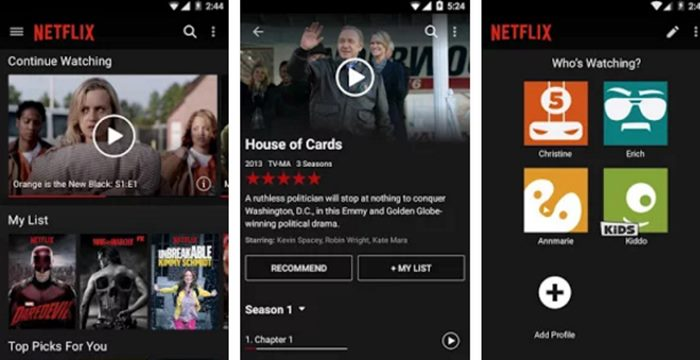 Top 5 Bollywood Gossip & Movie Review Apps For Bollywood Lovers - Netflix