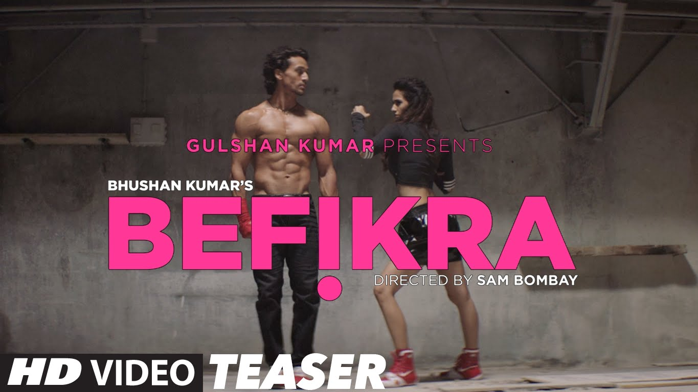 Watch the teaser of Befikra song featuring alleged couple Tiger Shroff and Disha Patani