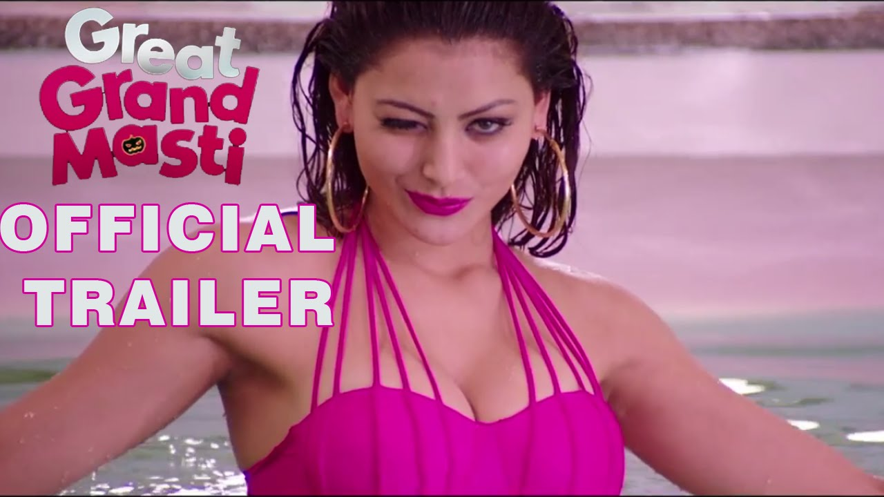 Great Grand Masti Trailer Review- It's going to be 'greater' and 'grander' this time!