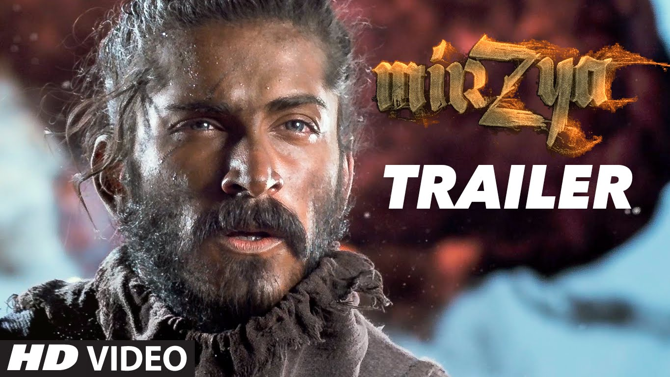 Mirzya Trailer Review – A bit confusing but it's going to be something amazing for sure!
