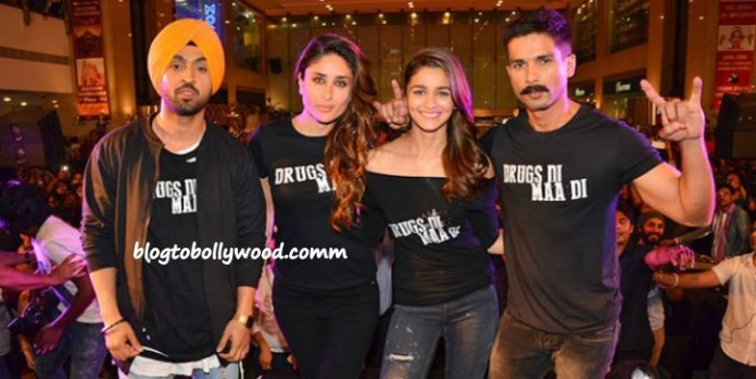 Udta Punjab 2nd day Collection | Good Growth On Saturday