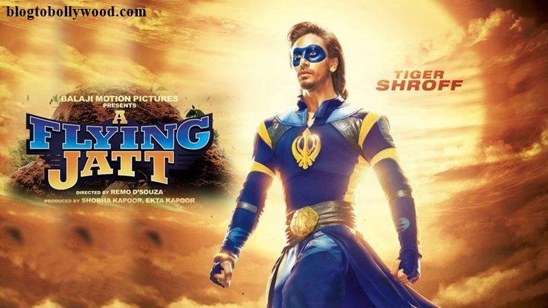 A Flying Jatt Trailer Review Action And Comedy At It 39 S Best