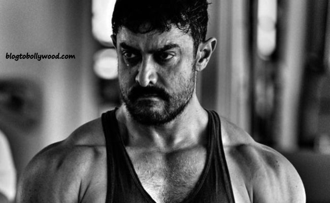 First Look Poster Of Aamir Khan's Dangal Will Be Launched On 4th July 2016