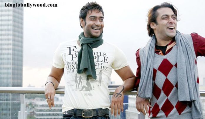 Salman Khan to do a special song for Ajay Devgn's Shivaay!