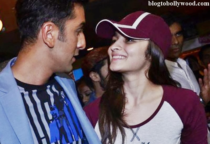 It's confirmed! Alia Bhatt is doing Ranbir Kapoor's superhero movie Dragon
