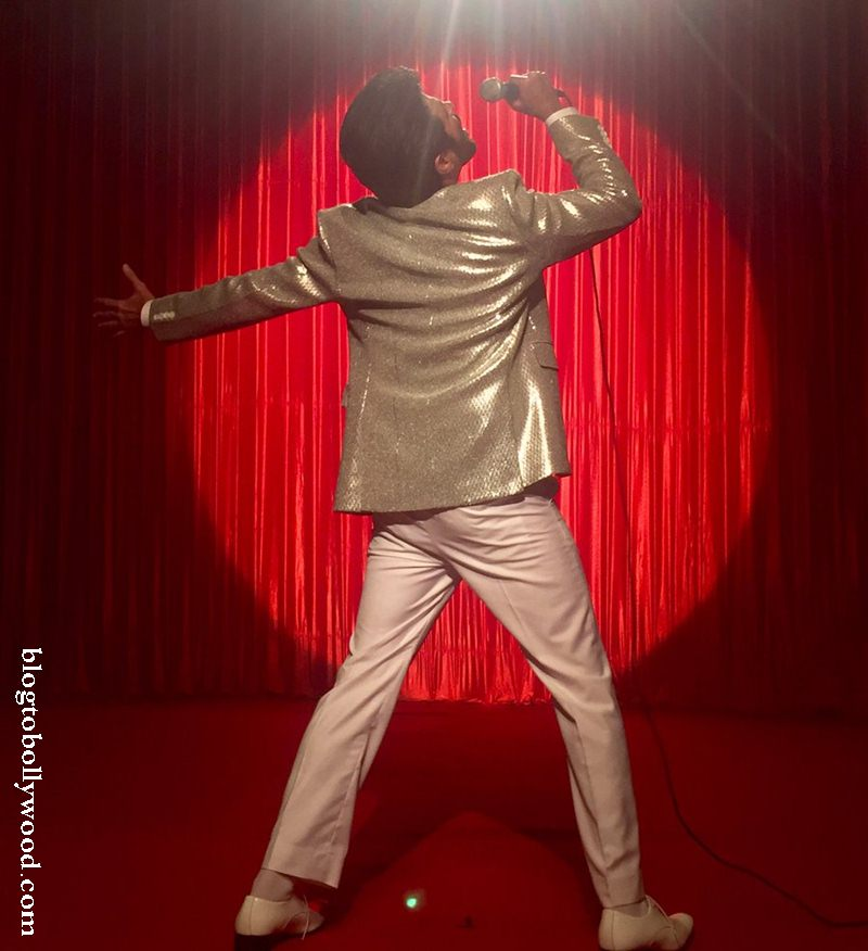 Here is the first look of Anil Kapoor as Fanney Khan in Rakeysh Mehra's next