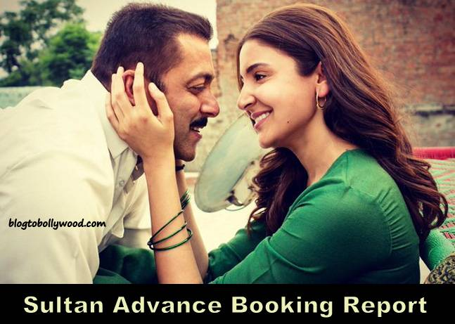 Sultan Advance Booking Report: Humongous Reponse