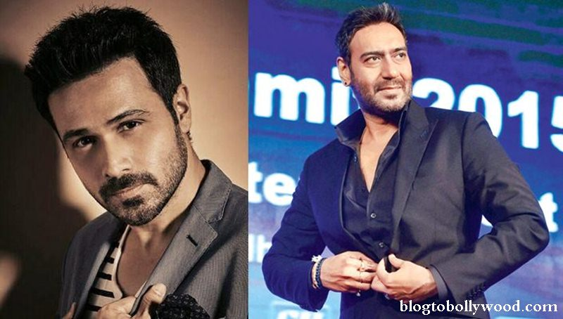 Ajay Devgn and Emraan Hashmi's Baadshaho to release on 12th May next year
