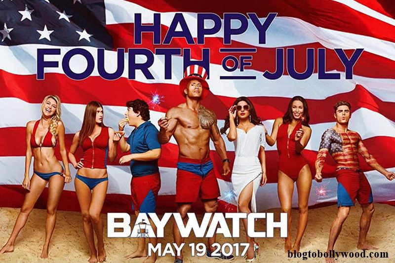 Priyanka Chopra looks super-hot in Baywatch Motion Poster