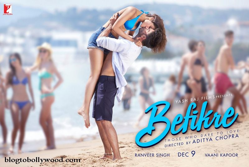 Hot Hot Hot! The fourth poster of Befikre takes romance to a whole new level!