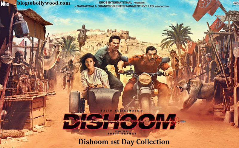 Dishoom 1st Day Collection: Opens on a positive note