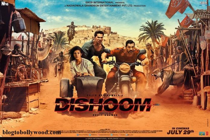 Dishoom Music Review and Soundtrack- A bit too much of noise for six songs!