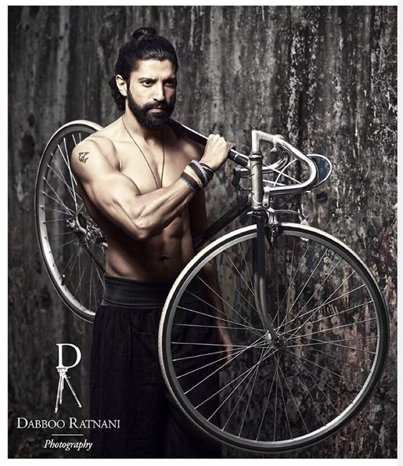 Poll of the Day: Which Bollywood Actor has the hottest body?- Farhan Akhtar