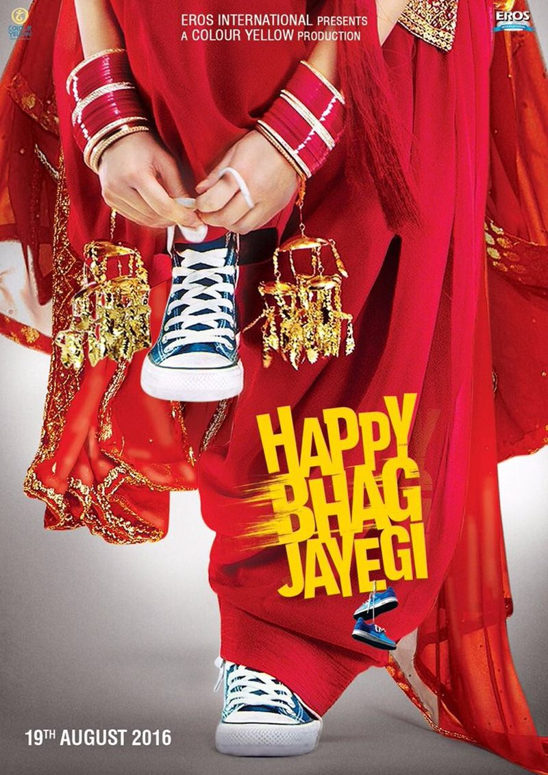 You have got to check out these posters Warna Happy Bhag Jayegi!- HBJ Poster 2