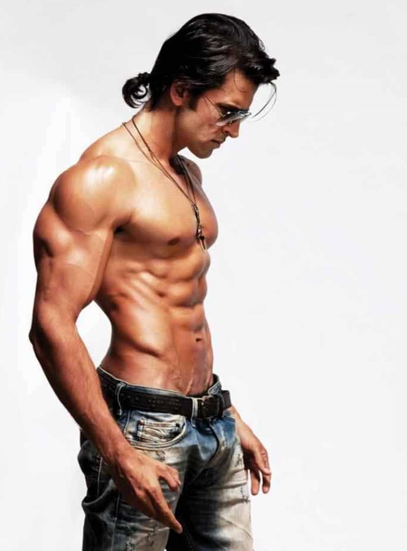 Poll of the Day: Which Bollywood Actor has the hottest body?- Hrithik Roshan