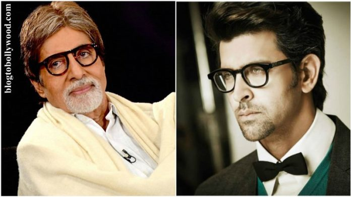 Oh no! Amitabh Bachchan is no more a part of Hrithik Roshan's Thug