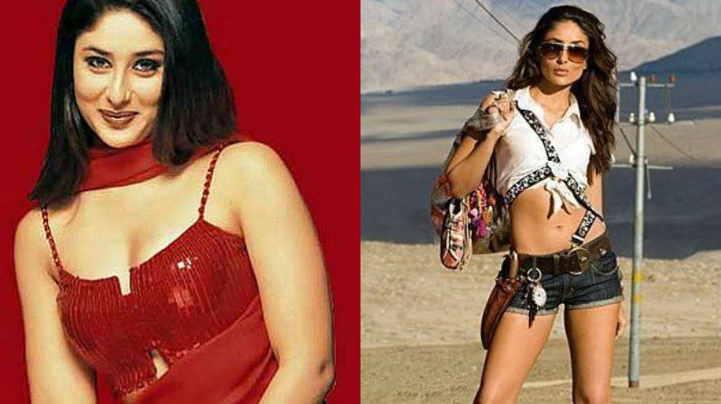 5 Most Amazing Transformations Bollywood Actresses went through for a movie- Kareena Kapoor Change