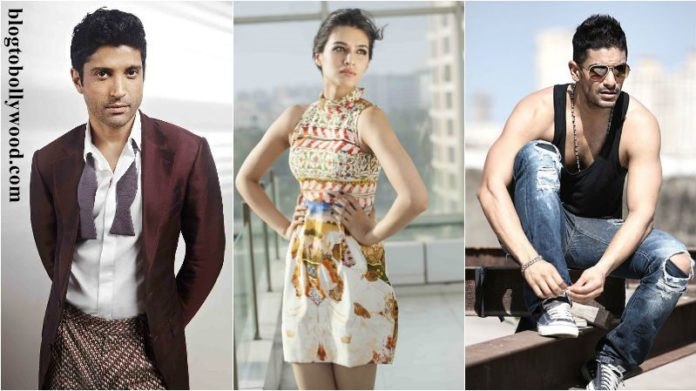 Nikhil Advani's Lucknow Central will feature Farhan Akhar, Kriti Sanon, Angad Bedi