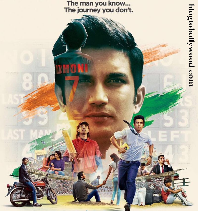 MS Dhoni The Untold Story Holds Well, Collected 20.6 Crores On Saturday
